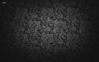 Black Flowers Wallpaper 19