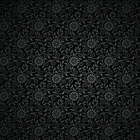 Black Flowers Wallpaper 15