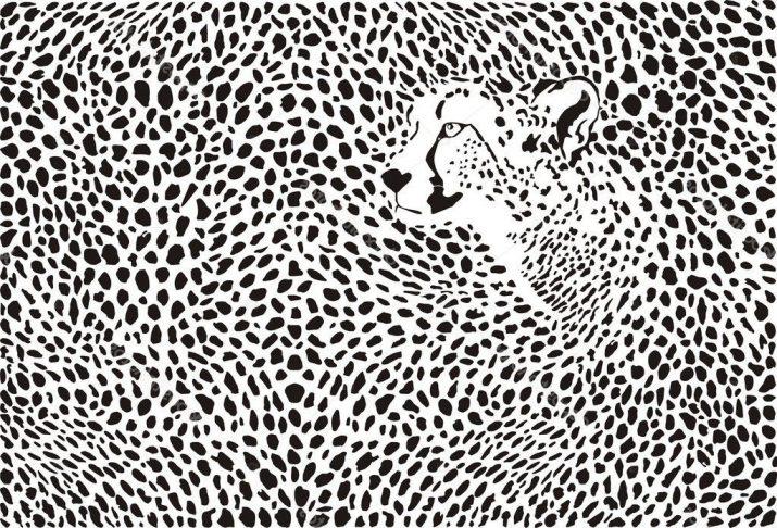 Cheetah Print Wallpaper 1