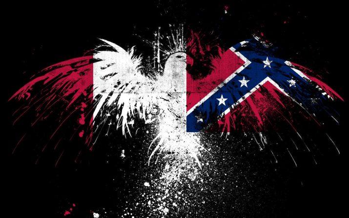 Confederate Flag Wallpaper 1
