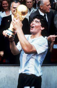 Diego Maradona Wallpaper 10