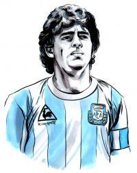 Diego Maradona Wallpaper 36