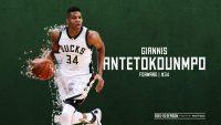Giannis Antetokounmpo Wallpaper 4