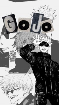 Gojo Satoru Wallpaper 32