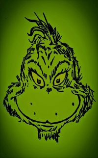 Grinch Wallpaper 1