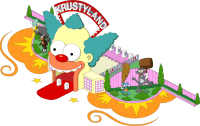 Krustyland Wallpaper 17