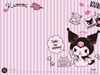 Kuromi Wallpaper 3