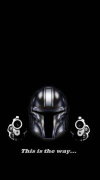 Mandalorian Wallpaper 17