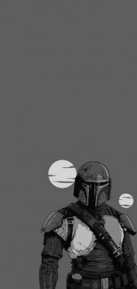 Mandalorian Wallpaper 34