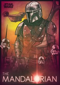 Mandalorian Wallpaper 42