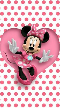 Minnie Mouse Wallpaper 17