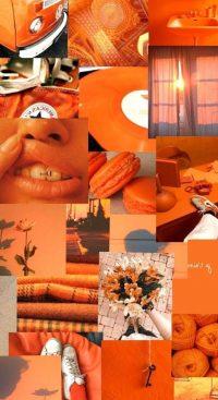Orange Aesthetic Wallpaper 25
