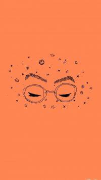 Orange Aesthetic Wallpaper 39