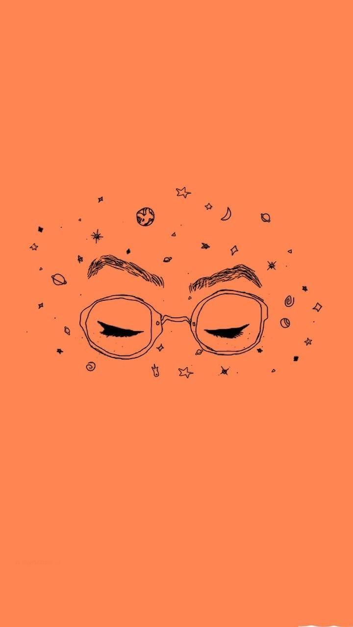 Orange Aesthetic Wallpaper Wallpaper Sun