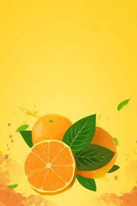 Orange Aesthetic Wallpaper 33