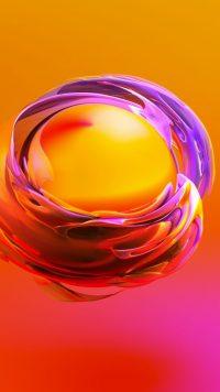Orange Aesthetic Wallpaper 14