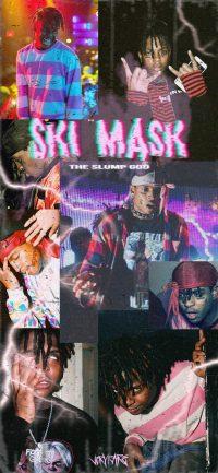 Ski Mask The Slump God Wallpaper 24