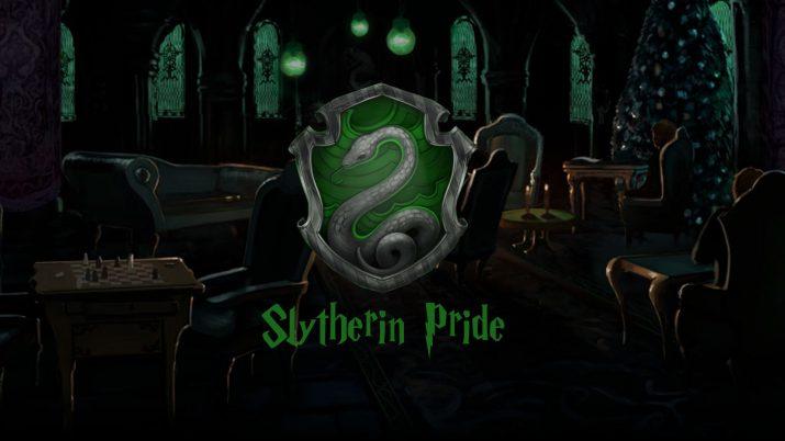 Slytherin Wallpaper 1