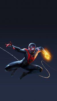 Spider Man Miles Morales wallpaper 49