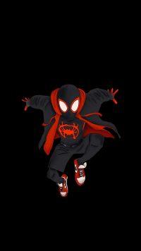 Spider Man Miles Morales Wallpaper 44