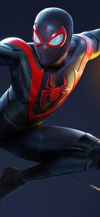 Spider Man Miles Morales Wallpaper 42