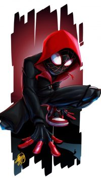 Spider Man Miles Morales Wallpaper 15