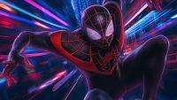 Spider Man Miles Morales Wallpaper 12