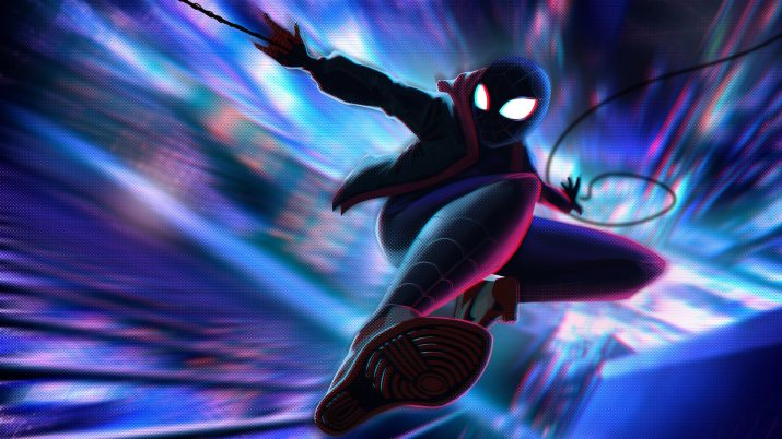 Spider Man Miles Morales Wallpaper 1
