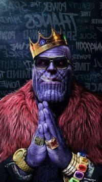 Thanos Wallpaper 4