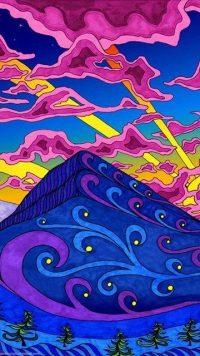 Trippy Aesthetic Wallpaper 8