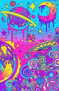 Trippy Aesthetic Wallpaper 5