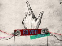 Vote Wallpaper 28