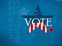 Vote Wallpaper 27