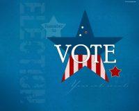 Vote Wallpaper 2