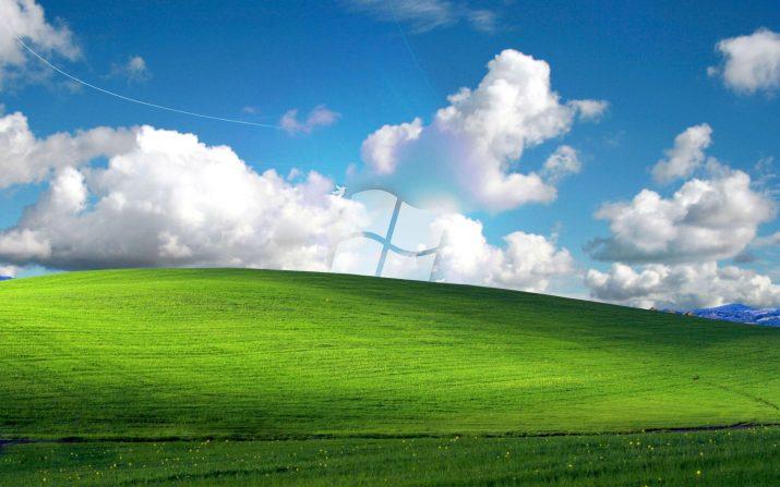 Windows xp Wallpaper 1