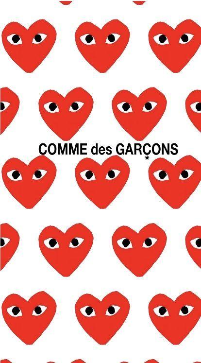 Comme Des Garcons Wallpaper 1