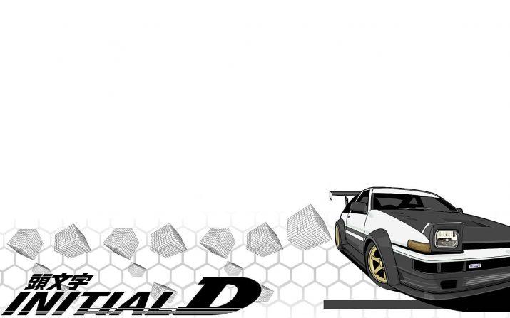 initial d Wallpaper 1
