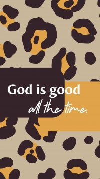 God Is Good Wallpaper 8