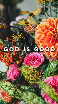 God Is Good Wallpaper 7