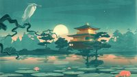 Japanese Art Wallpaper 4