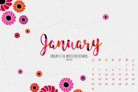 January 2021 Wallpaper 17
