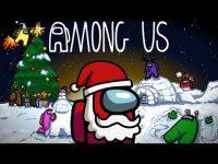 Among Us Christmas Wallpaper 19