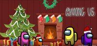 Among Us Christmas Wallpaper 4