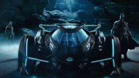 Batmobile Wallpaper 18