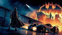 Batmobile Wallpaper 8