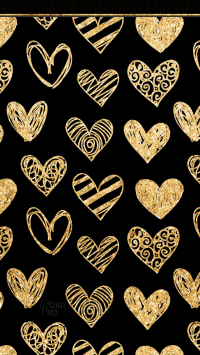 Black And Gold Wallpaper 15