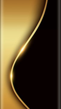 Black And Gold Wallpaper 16