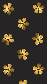 Black And Gold Wallpaper 21
