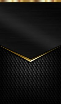 Black And Gold Wallpaper 12
