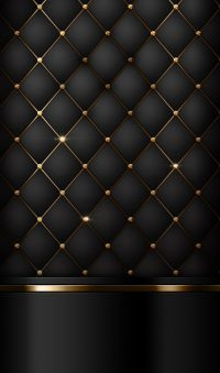 Black And Gold Wallpaper 10